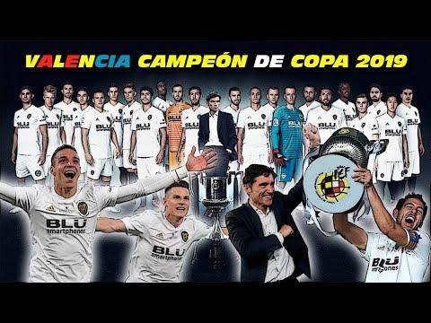 Download Valencia 🦇 CAMPEÓN 🏆 COPA del REY 2019