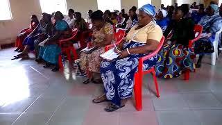 Beroya Revival mission church womens comferenc e 28-30 Augast 2018 mikumi
