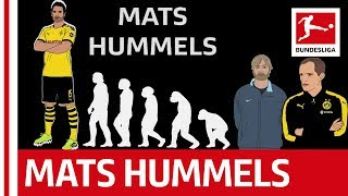 The Evolution of Mats Hummels - Powered By Tifo Football