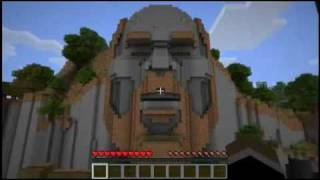Minecraft - Templo de Notch y objetos escondidos
