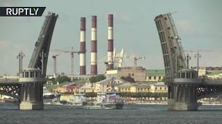 Never before: Saint Petersburg