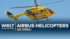Rettungshubschrauber - Im Werk bei Airbus Helicopters   Doku