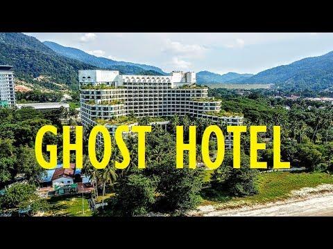 Abandoned Ghost Hotel - Penang - Malaysia