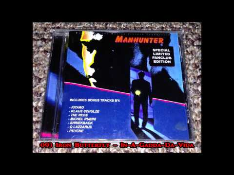 Manhunter Soundtrack Special Limited Fanclub Edition -FULL-