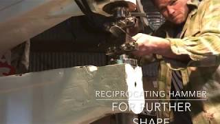 Aluminum Trim Fabrication Metalshaping How To Video