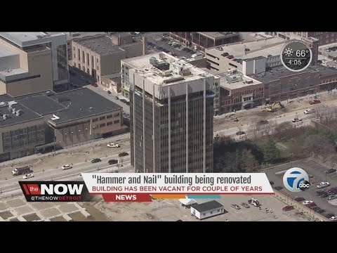 Vacant Detroit Building To Be Transformed