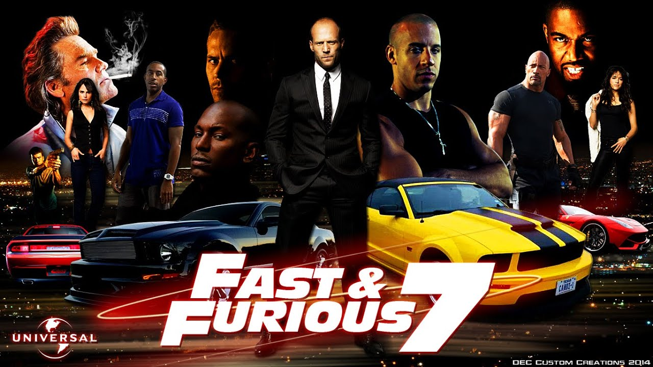 fast and the furious 7 full movie review youtube