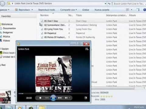 Linkin Park, Live In Texas full album zip