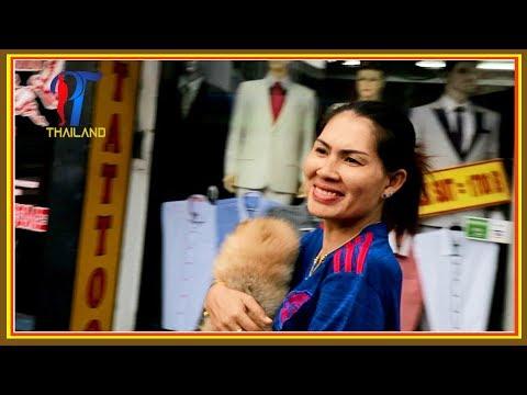 Day walk along the soi 8 Beach Road, Pattaya, October 2017, Vlog 128
