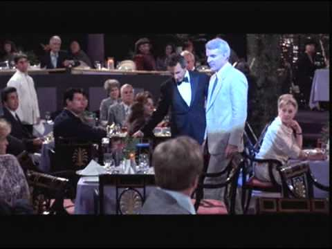 Steve Martin  The Lonely Guy  Restaurant