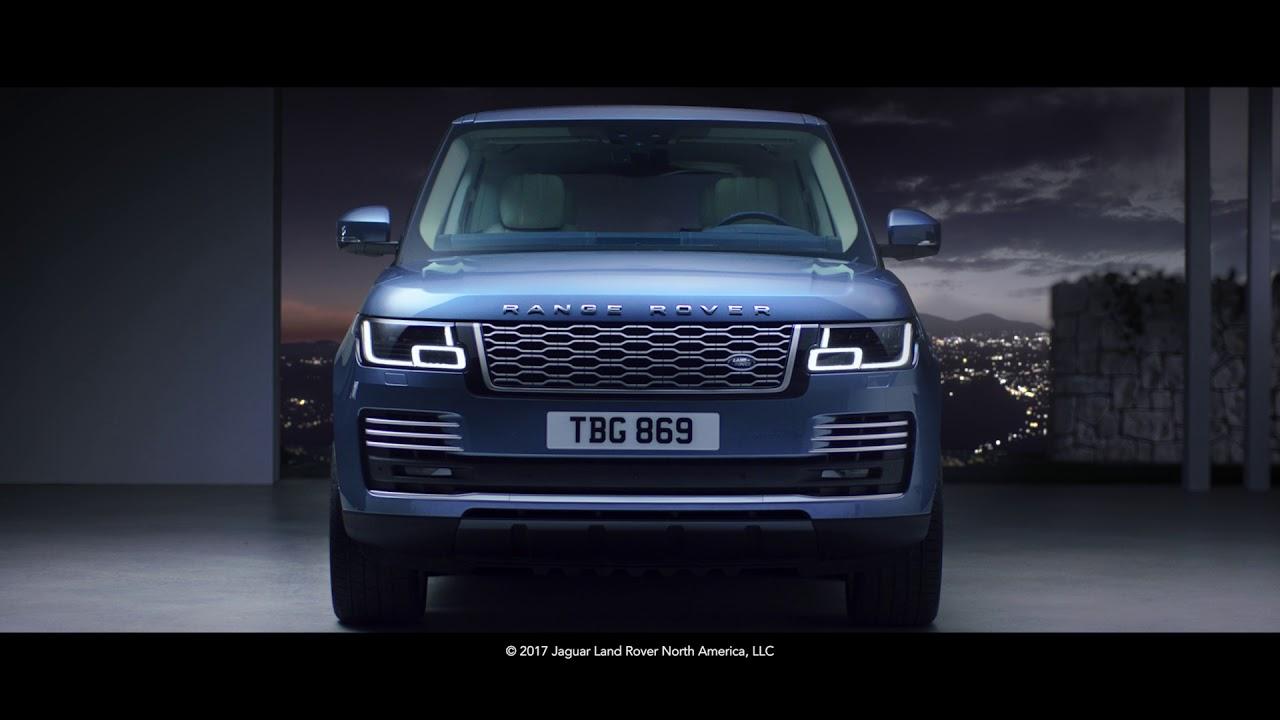 New Range Rover   Exterior Design   Land Rover USA - YouTube