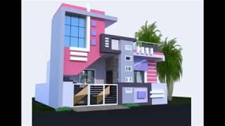 30x33 ground floor house plan and design