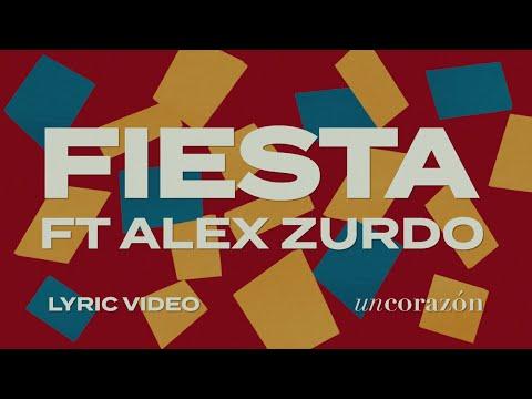 Un Corazón Ft. Alex Zurdo – Fiesta