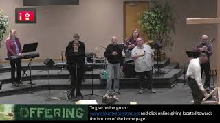 11 15 2020 Morning Worship