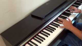 One Direction - Live While We're Young piano cover by Betty Nguyen