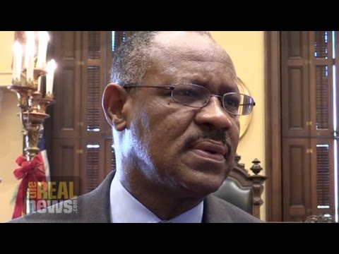 Carl Stokes:  Baltimore's Tax System Totally 'Unfair' to Residents