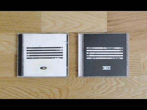[UNBOXING] Bigbang - MADE Series E (both versions)