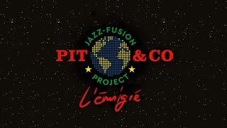 """Pit&Co """"Como"""" sortie du CD """"L' émigré"""" avril 2018"""