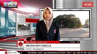 Pawarta Bahasa Jawa X Ips 3 Tv Channel Sma Negeri 1 Cepu 2017
