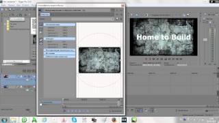 Видео урок №2 Sony Vegas Pro 13 0