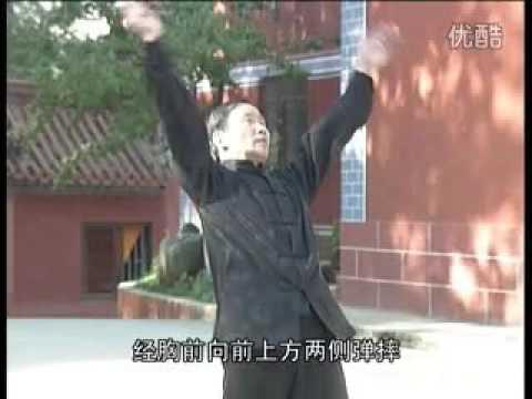沙式通背拳—通背五行行功 Sha Shi Tongbeiquan Tongbei Wuhang Xing Gong