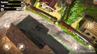 Reckless racing 3 #1(Русский жигуль)