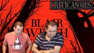 VS QLS -The Blair Witch Project(1999) vs Blair Witch(2016)