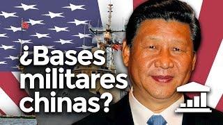 COLLAR DE PERLAS: el desafío de CHINA al