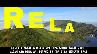 Jhovigerry - Rela  Tutup Semua Cerita Feat. Ichad Bless  Cover Mollucan Brothers – Wisata Toraja