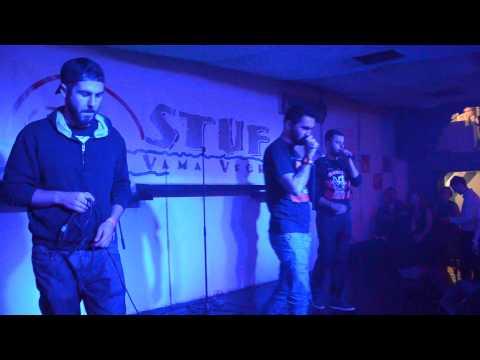 Hackstory - Glory @ Stuf Vama Veche / Frank / Axum / EdT