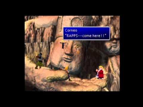 Ff7 Karte.Final Fantasy Vii Playthrough 071 Wutai 3 3 Da Chao Statue Boss Rapps