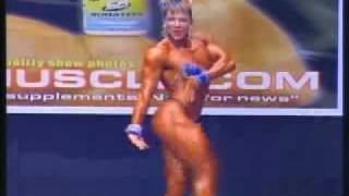fine Female Bodybuilder amikex