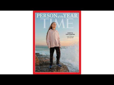 مجلة -تايم الأمريكية- تختار الناشطة من أجل المناخ غريتا تونبرغ شخصية العام 2019…  - نشر قبل 2 ساعة