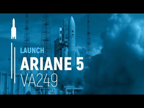 Arianespace Flight VA249 Intelsat 39 and EDRS-C (EN)