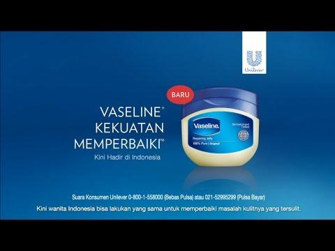 Kekuatan Memperbaiki dari Vaseline Repairing Jelly Kini Hadir di Indonesia