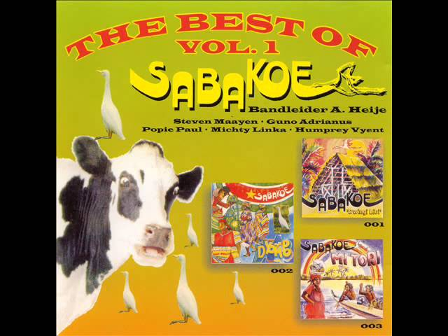 Sabakoe - Ka'r a Wint Je Uma