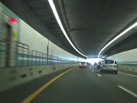 I-90/MassPike Eastbound in Boston