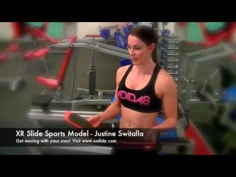 XRSlide – Demo07 – Sport Movements