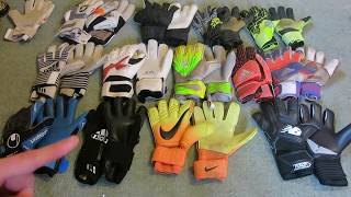 My Glove Collection - 2017/18