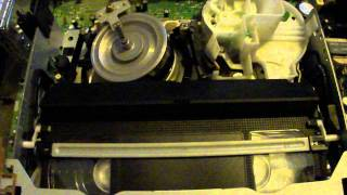 Inside A VHS Recorder