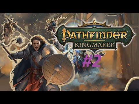 Pathfinder Kingmaker Two Handed Fighter Build