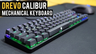 A BLUETOOTH Mechanical Keyboard? WTF