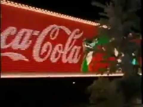 coca cola 1995 christmas commercial christmas caravan 1 min version youtube - Coca Cola Christmas Commercial