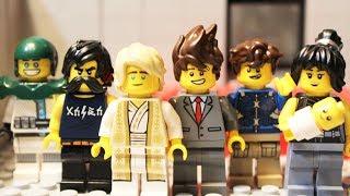 LEGO Ninjago Growing Up