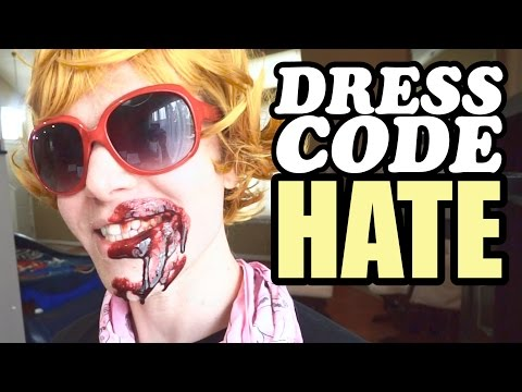 10 THINGS I HATE ABOUT SCHOOL DRESS CODES