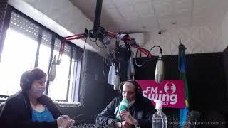 Charlamos sobre el documental ''La Necrópolis Municipal'' en ''Tanta Trampa'' [FM Swing] (19/9/2021)