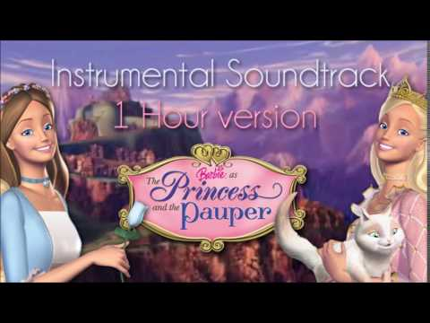 Barbie as The Princess and The Pauper Instrumental Soundtrack [1 Hour Version]