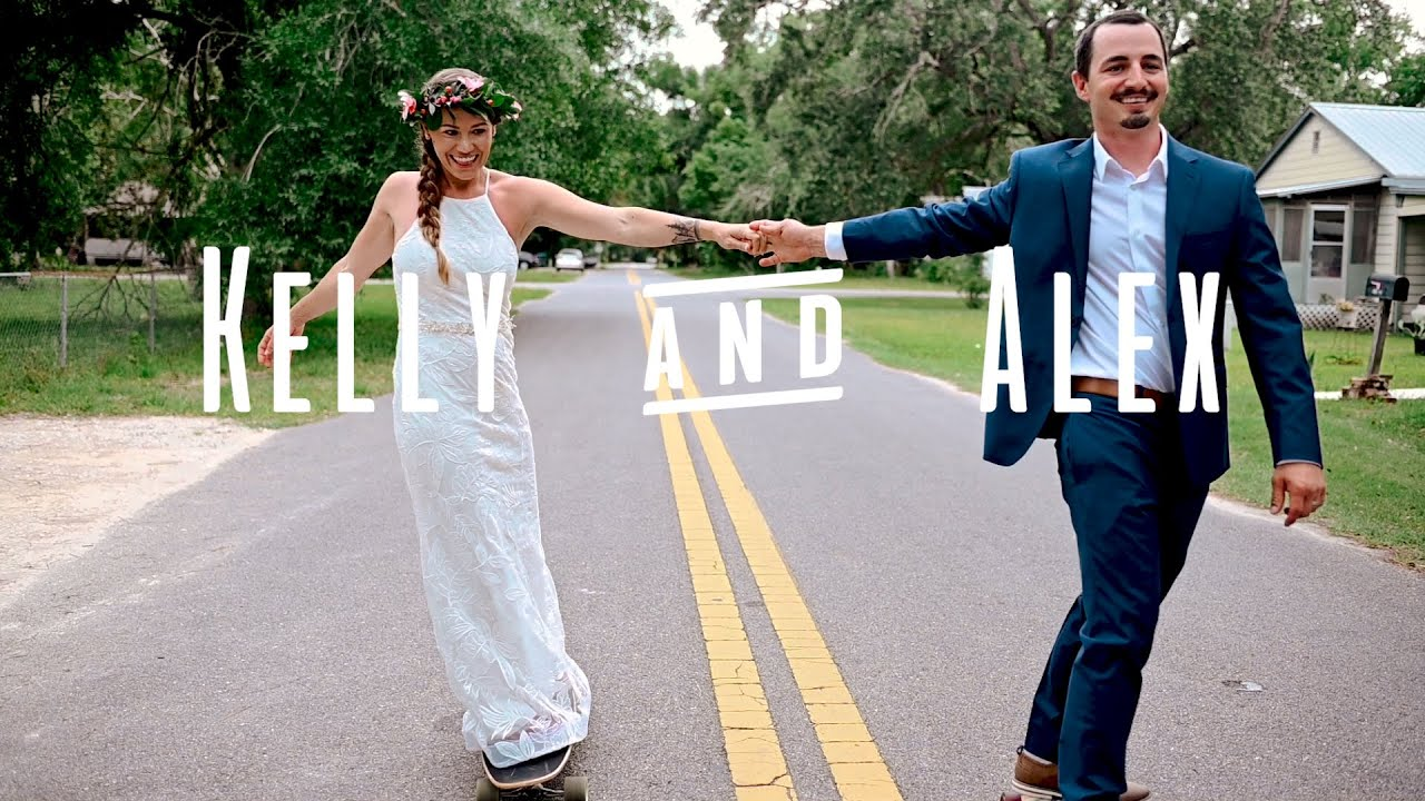 Kelly + Alex | Apalachicola, Florida