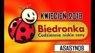 INFO - Gry w Biedronce! (Kwiecień 2018)   Asasyn08