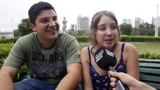 """Losplatenses festejaron el """"Día de los Enamorados"""""""